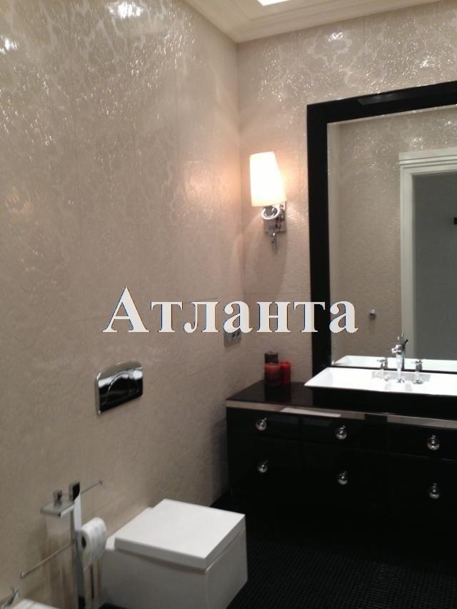 Продается 4-комнатная квартира в новострое на ул. Генуэзская — 650 000 у.е. (фото №11)