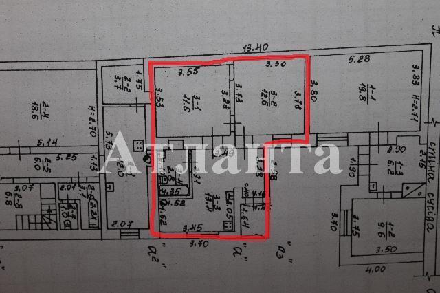 Продается 2-комнатная квартира на ул. Краснослободская — 27 000 у.е. (фото №13)