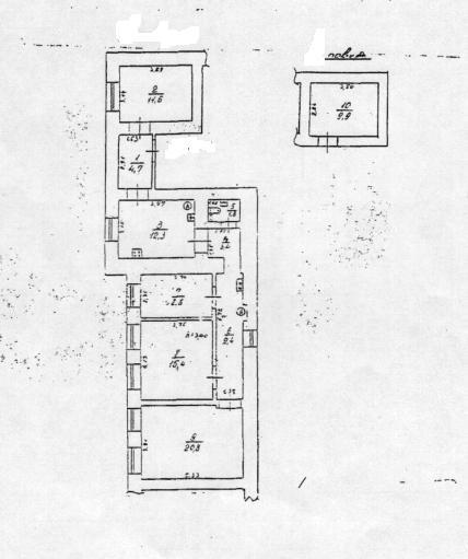 Продается 4-комнатная квартира на ул. Екатерининская — 90 000 у.е.