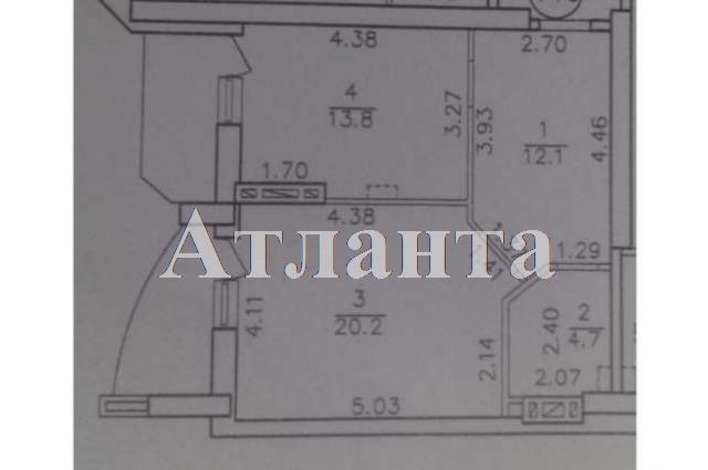 Продается 1-комнатная квартира в новострое на ул. Маршала Говорова — 51 000 у.е. (фото №2)