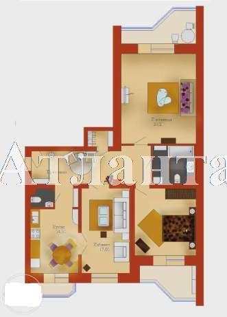 Продается 3-комнатная квартира в новострое на ул. Педагогическая — 150 000 у.е. (фото №7)