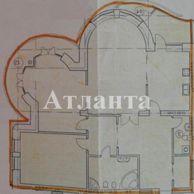 Продается 3-комнатная квартира на ул. Мукачевский Пер. — 220 000 у.е. (фото №3)