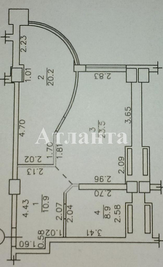Продается 1-комнатная квартира в новострое на ул. Армейская — 90 000 у.е. (фото №11)