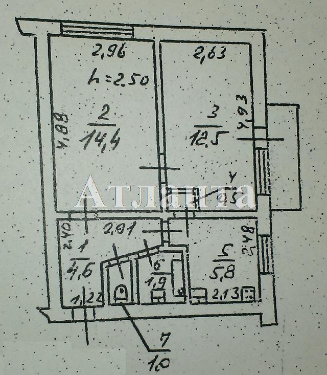 Продается 2-комнатная квартира на ул. Транспортная — 29 000 у.е. (фото №4)