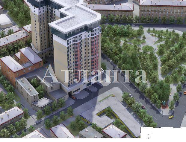 Продается 3-комнатная квартира в новострое на ул. Разумовская — 80 000 у.е. (фото №2)