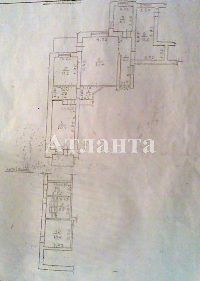 Продается 4-комнатная квартира на ул. Греческая — 165 000 у.е. (фото №12)