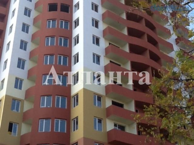 Продается 2-комнатная квартира в новострое на ул. Педагогическая — 57 000 у.е.