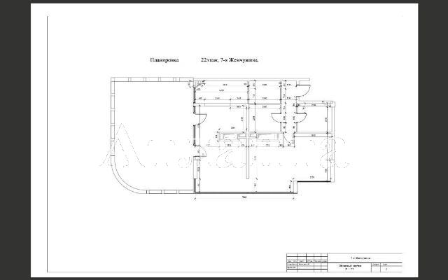 Продается 3-комнатная квартира в новострое на ул. Французский Бул. — 260 000 у.е. (фото №2)