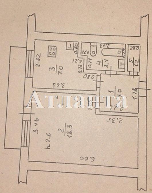 Продается 1-комнатная квартира на ул. Кропивницкого — 27 000 у.е. (фото №7)