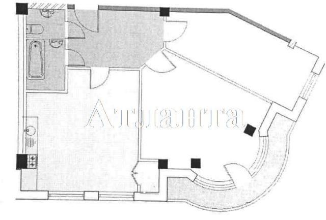 Продается 2-комнатная квартира в новострое на ул. Французский Бул. — 135 000 у.е. (фото №3)