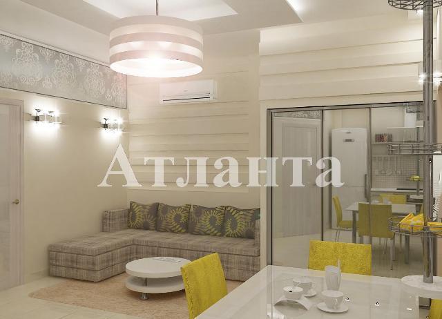Продается 2-комнатная квартира в новострое на ул. Армейская — 90 000 у.е.