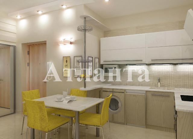 Продается 2-комнатная квартира в новострое на ул. Армейская — 90 000 у.е. (фото №3)