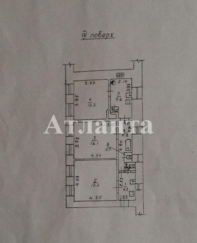 Продается 2-комнатная квартира на ул. Жуковского — 32 000 у.е. (фото №4)