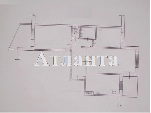 Продается 3-комнатная квартира на ул. Ильфа И Петрова — 50 000 у.е. (фото №10)