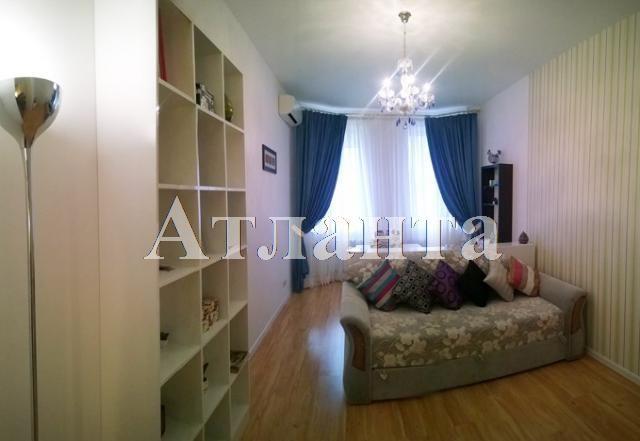 Продается 1-комнатная квартира в новострое на ул. Тополевая — 63 000 у.е.