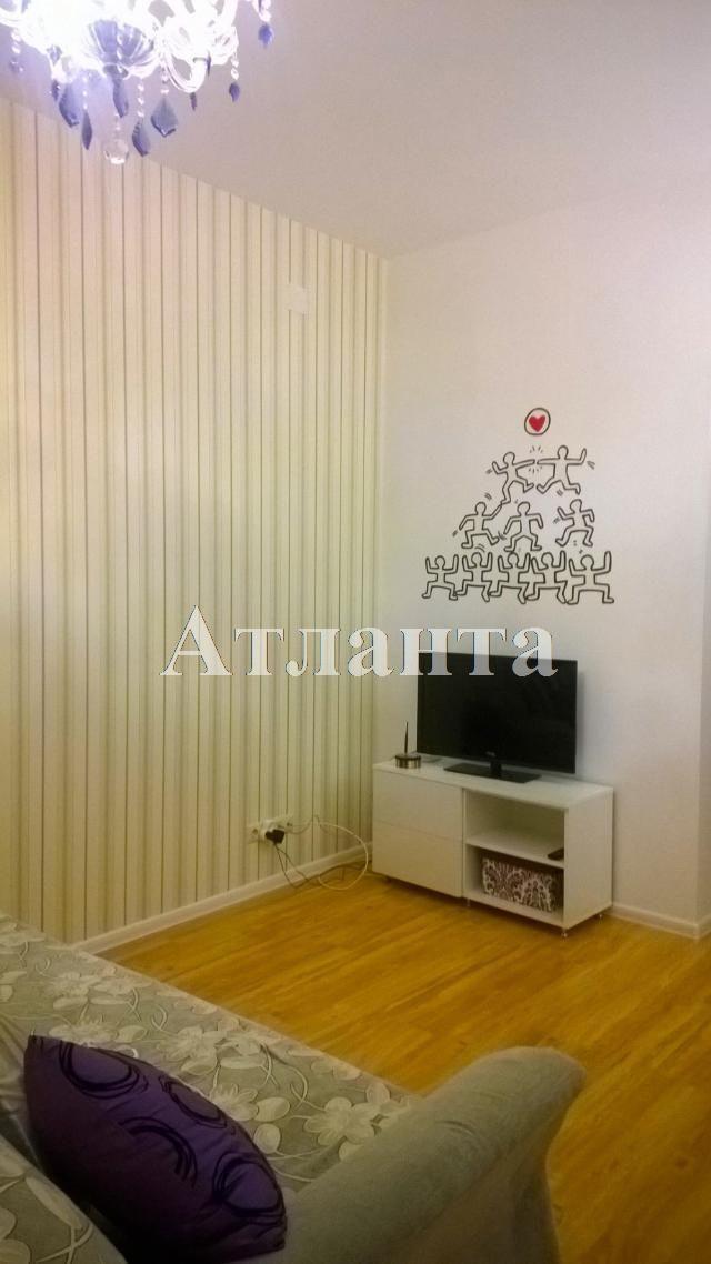 Продается 1-комнатная квартира в новострое на ул. Тополевая — 63 000 у.е. (фото №8)