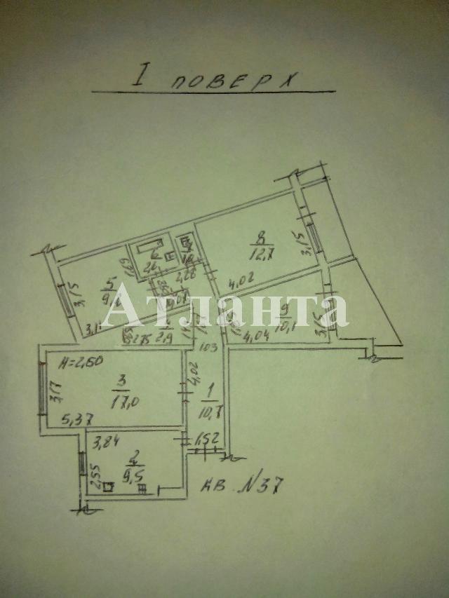Продается 4-комнатная квартира на ул. Академика Вильямса — 55 000 у.е. (фото №13)