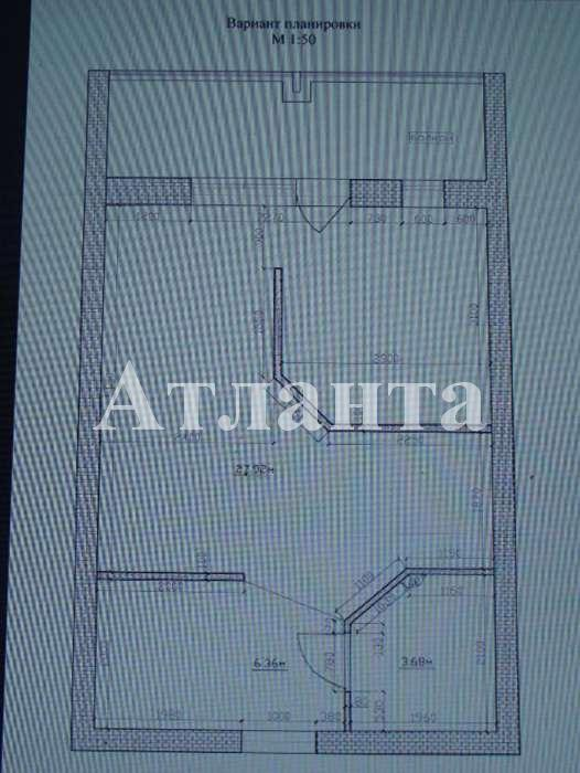 Продается 1-комнатная квартира в новострое на ул. Малиновского Марш. — 38 700 у.е. (фото №3)