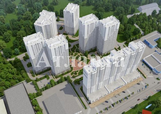 Продается 3-комнатная квартира в новострое на ул. Березовая — 110 000 у.е.