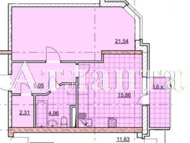 Продается 1-комнатная квартира в новострое на ул. Жаботинского — 40 000 у.е. (фото №2)