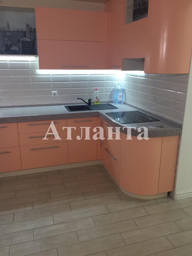 Продается 2-комнатная квартира в новострое на ул. Аркадиевский Пер. — 120 000 у.е.