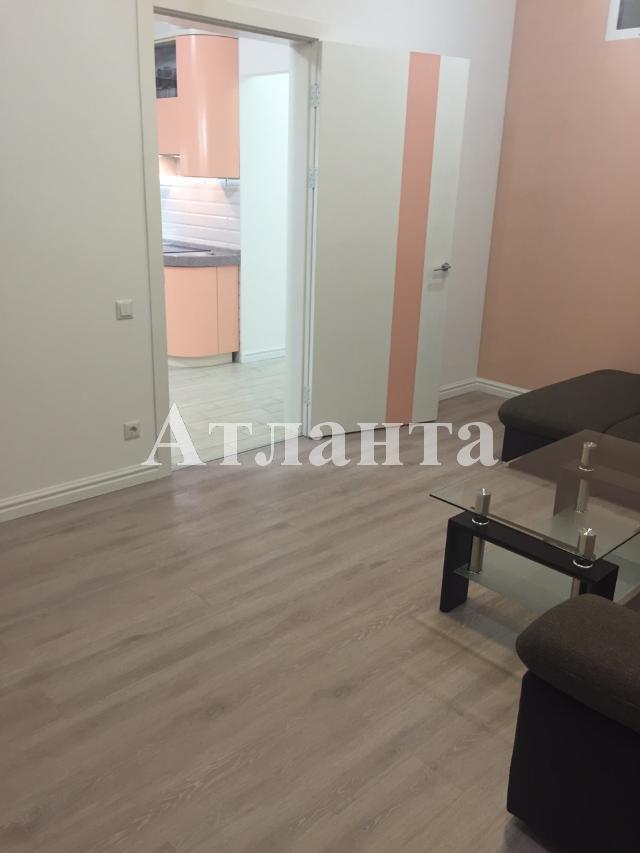 Продается 2-комнатная квартира в новострое на ул. Аркадиевский Пер. — 120 000 у.е. (фото №2)