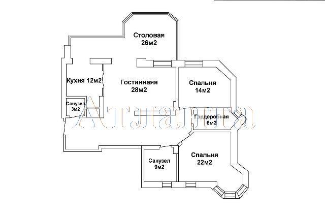 Продается 3-комнатная квартира на ул. Донского Дмитрия — 180 000 у.е. (фото №10)