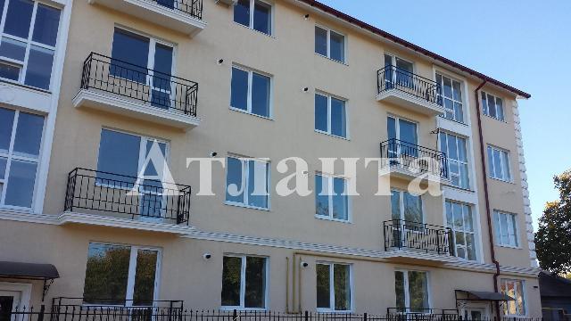 Продается 1-комнатная квартира в новострое на ул. Багрицкого — 31 500 у.е.