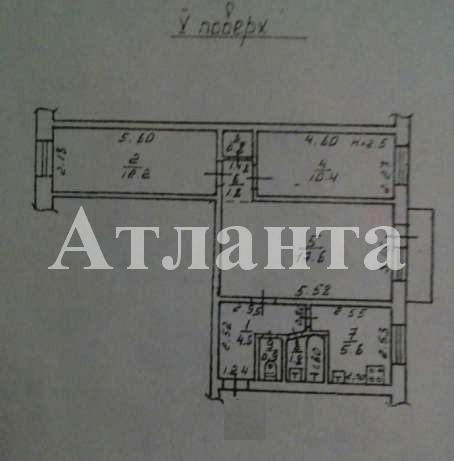 Продается 3-комнатная квартира на ул. Светлый Пер. — 43 000 у.е. (фото №5)
