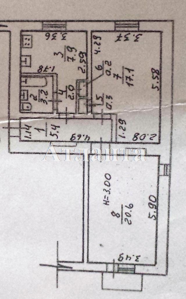 Продается 2-комнатная квартира на ул. Итальянский Бул. — 114 000 у.е. (фото №8)