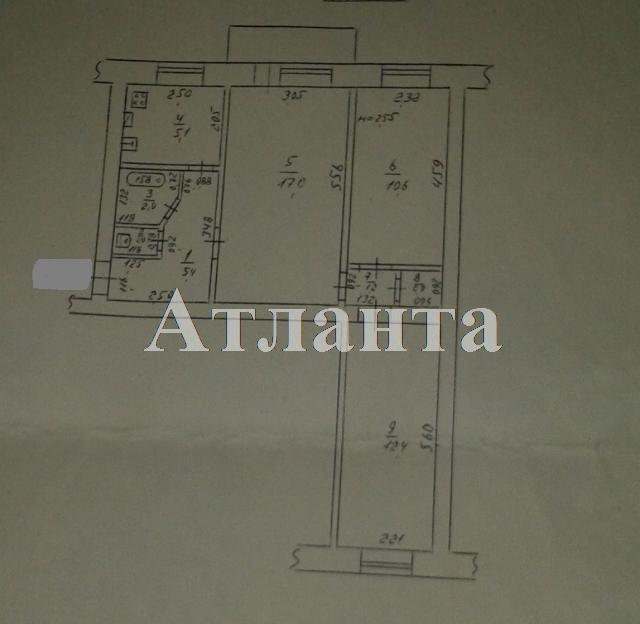 Продается 3-комнатная квартира на ул. Среднефонтанская — 50 000 у.е. (фото №5)