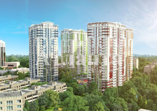 Продается 1-комнатная квартира в новострое на ул. Гагарина Пр. — 40 580 у.е. (фото №2)