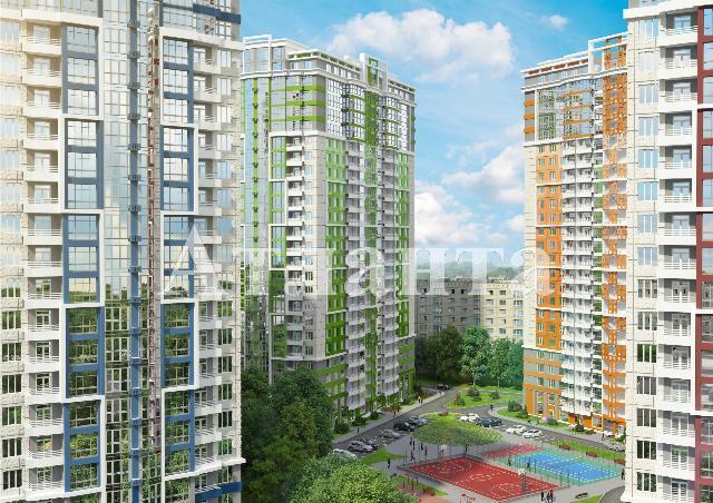 Продается 1-комнатная квартира в новострое на ул. Гагарина Пр. — 40 580 у.е. (фото №3)