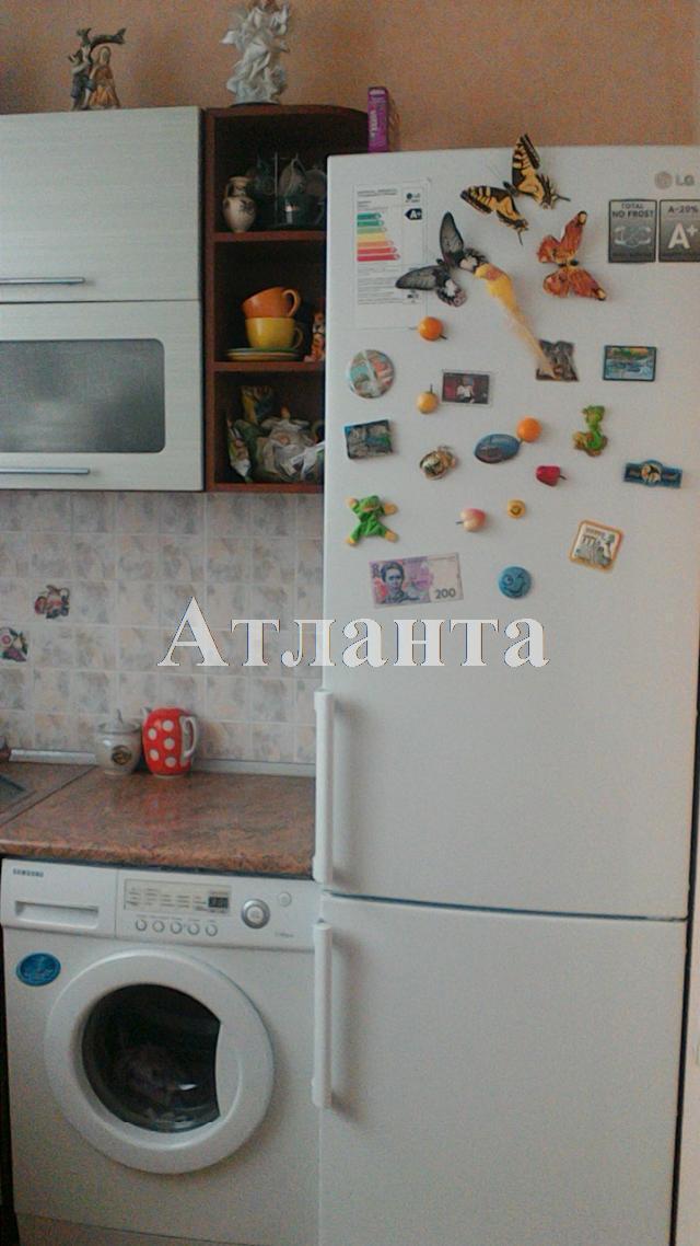 Продается 1-комнатная квартира в новострое на ул. Академика Вильямса — 48 000 у.е. (фото №8)