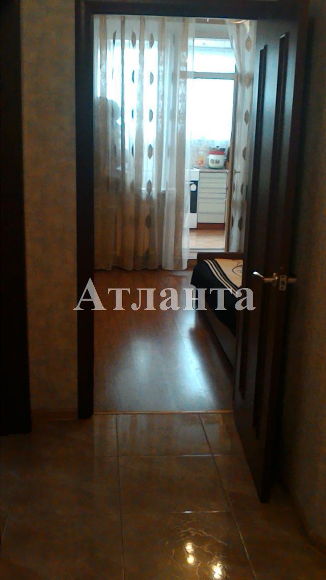 Продается 1-комнатная квартира в новострое на ул. Академика Вильямса — 48 000 у.е. (фото №12)