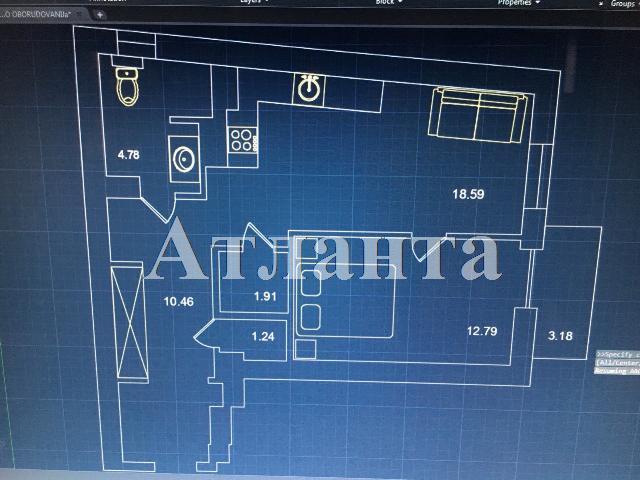 Продается 1-комнатная квартира в новострое на ул. Каретный Пер. — 85 000 у.е. (фото №7)