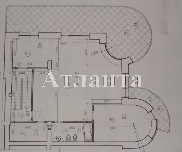 Продается 3-комнатная квартира в новострое на ул. Мукачевский Пер. — 159 000 у.е. (фото №9)