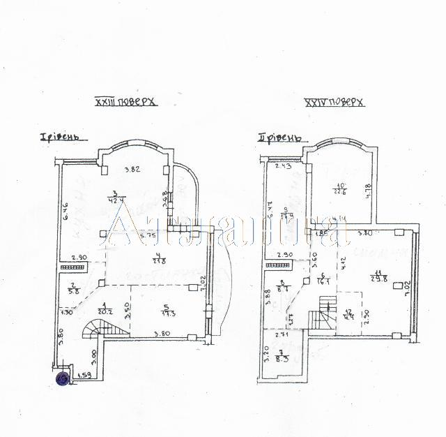 Продается Многоуровневая квартира в новострое на ул. Французский Бул. — 250 000 у.е. (фото №2)