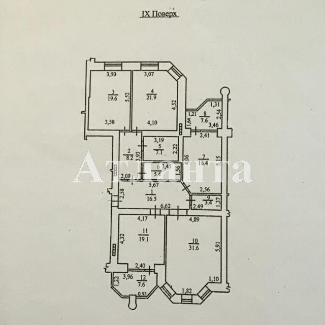 Продается 3-комнатная квартира в новострое на ул. Довженко — 260 000 у.е. (фото №12)