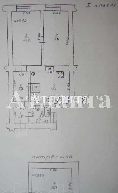 Продается 2-комнатная квартира на ул. Княжеская — 53 000 у.е. (фото №4)