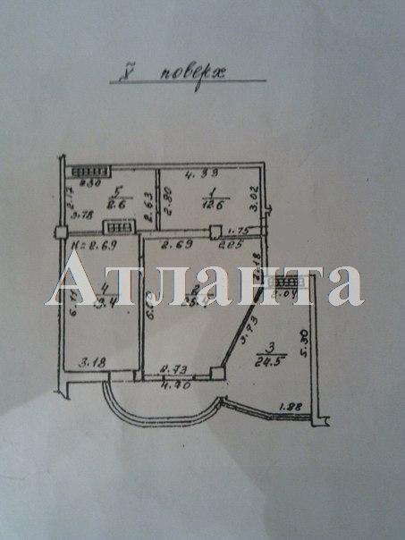 Продается 2-комнатная квартира в новострое на ул. Обсерваторный Пер. — 165 000 у.е. (фото №11)