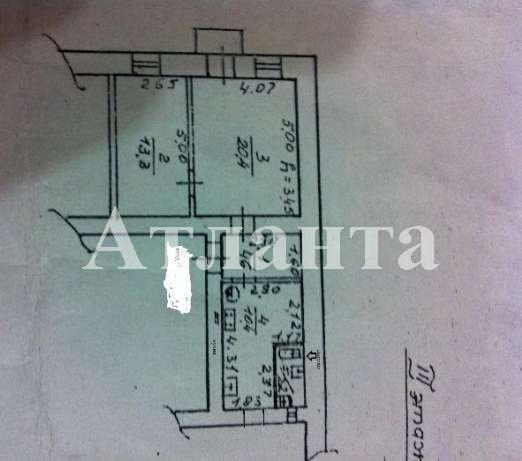 Продается 2-комнатная квартира на ул. Пантелеймоновская — 43 000 у.е. (фото №7)