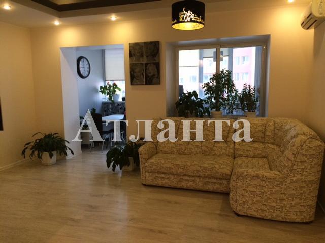Продается 2-комнатная квартира в новострое на ул. Педагогическая — 89 000 у.е.