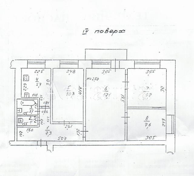 Продается 4-комнатная квартира на ул. Комитетская — 45 000 у.е. (фото №10)