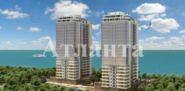 Продается 3-комнатная квартира в новострое на ул. Гагаринское Плато — 145 000 у.е.