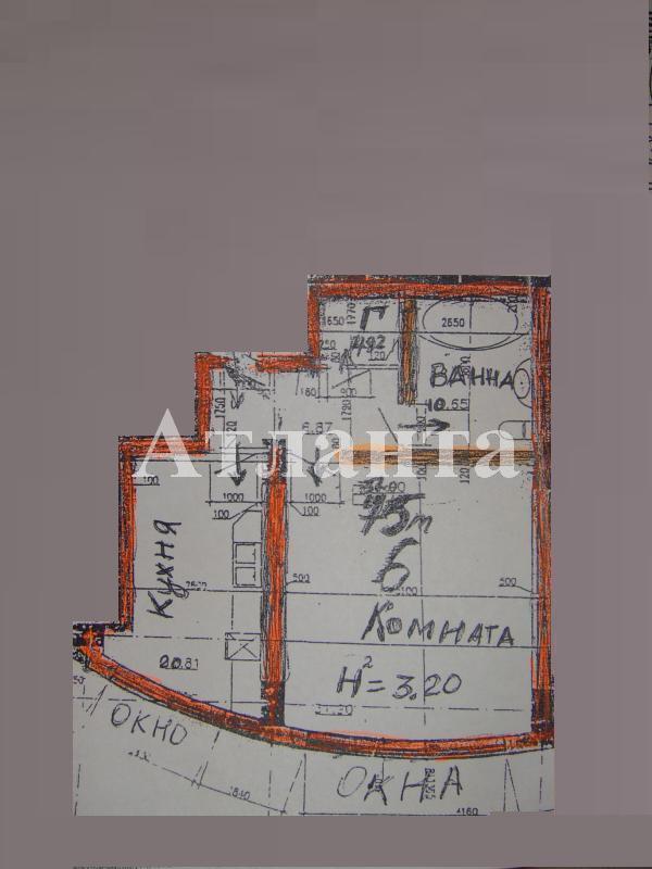 Продается 1-комнатная квартира в новострое на ул. Проспект Шевченко — 95 000 у.е. (фото №11)