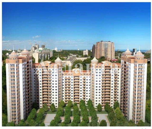 Продается 3-комнатная квартира в новострое на ул. Педагогическая — 66 500 у.е.