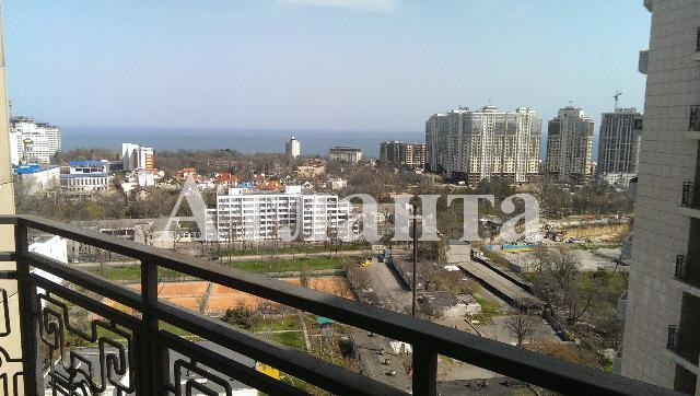 Продается 3-комнатная квартира в новострое на ул. Генуэзская — 374 900 у.е. (фото №2)
