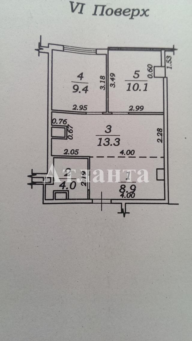 Продается 2-комнатная квартира в новострое на ул. Гагаринское Плато — 96 000 у.е. (фото №10)
