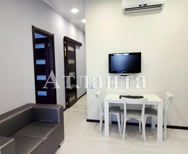 Продается 2-комнатная квартира в новострое на ул. Генуэзская — 105 000 у.е. (фото №2)
